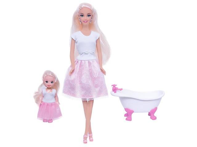 """купить бу Набор с куклой типа Барби Асей и маленькой куклой """"Веселое купание""""  35105 в Чернигове"""