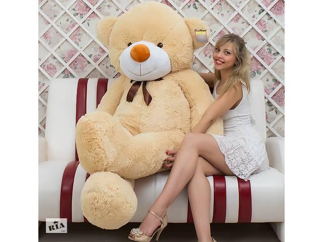 ⭐⭐🌟🌟❤️Красивейший Плюшевый мишка 2 метра!- объявление о продаже  в Харькове
