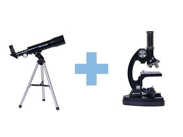 продам Телескоп и микроскоп набор 1200х бу в Львові
