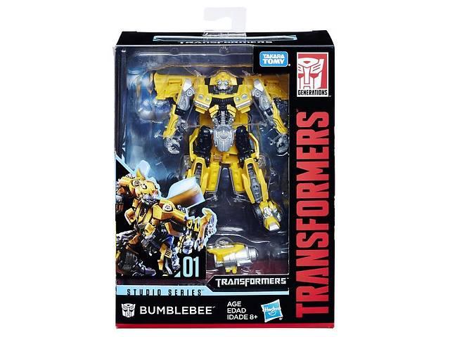 продам Трансформер автобот Бамблби - Bumblebee, Deluxe Class, Studio Series, Takara Tomy, Hasbro бу в Сумах