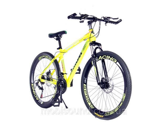 бу Велосипед AGIOM спортивный взрослый  TZ-M1607   26 д в Дубні