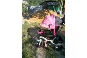 Дитячий транспорт Baby Trike