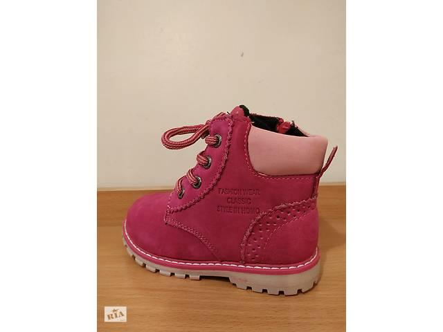 продам Ботинки для девочки, Зима. бу в Херсоне