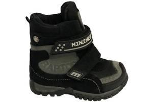 Новые Детские зимние ботинки Minimen