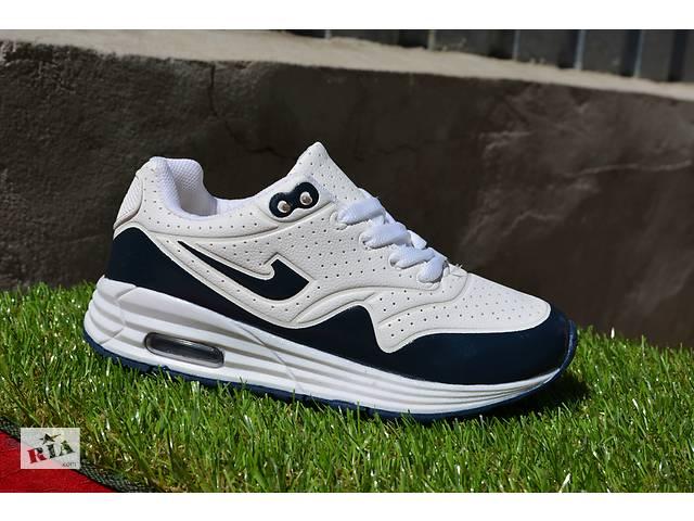3f53039c Детские кроссовки Adidas адидас Nike air max white найк аир макс белые  черные 31 - 37