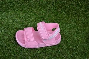Нові Дитячі босоніжки Adidas