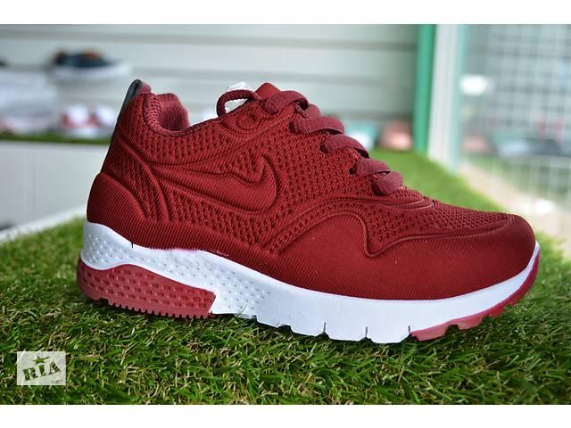бу Дитячі підліткові кросівки Найк червоні 4b5c350e04f18