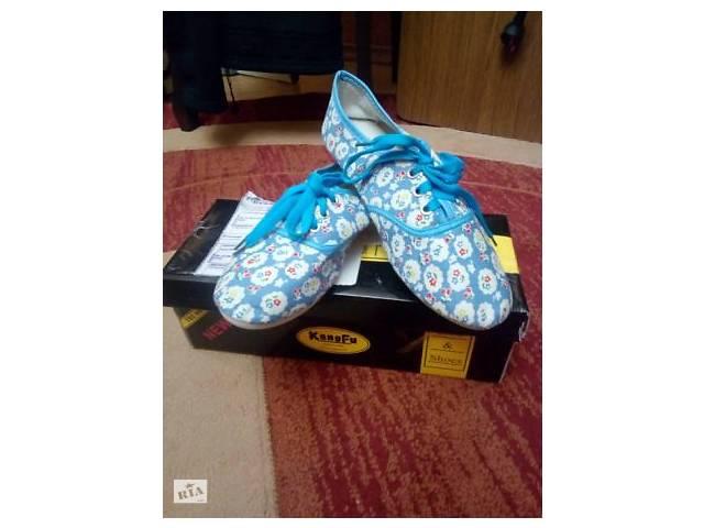купить бу Кеды- мокасины 38 размер для девочки.  в Виннице