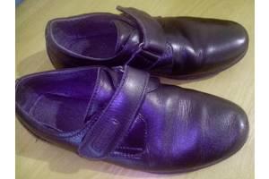 б/у Детские туфли для мальчиков