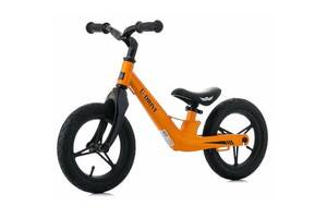 Беговел BabyHit U-DRIVE 12 magnesium rim Orange (71838)
