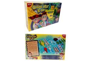Безопасный образовательный набор для проведения опытов Danko Toys CHEMISTRY KIDS (7888DT/1)