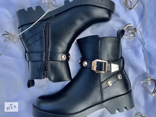 продам Ботинки осенние для девочки  бу в Буче