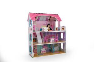 Ляльковий будиночок ігровий AVKO Вілла Флоренція + 2 ляльки