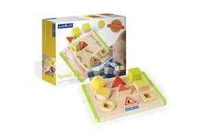 Деревянная игрушка - сортер детская Guidecraft Manipulatives Пространство, 10 деталей