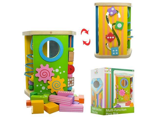 Деревянная игрушка Центр развивающий Kidus (MD 1298)- объявление о продаже  в Киеве