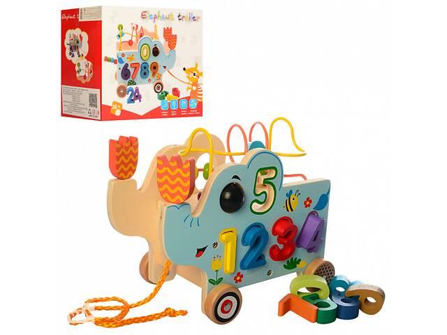 Деревянная игрушка Центр развивающий Metr+ (MD 1256)- объявление о продаже  в Киеве