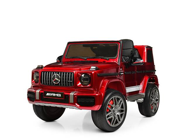 купить бу Детский электромобиль Mercedes Benz M 4180EBLRS-3 красный в Одессе