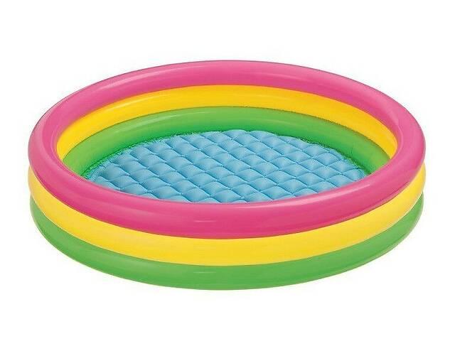 """Детский надувной бассейн """"Радуга"""" Intex 57422 (147*33 см)- объявление о продаже  в Одессе"""