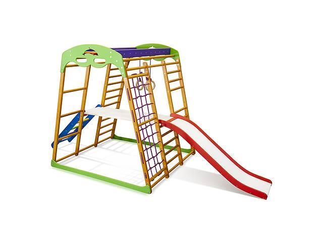 продам Детский спортивный комплекс для квартиры SportBaby Карамелька Plus 2 бу в Одесі