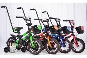 """Дитячий велосипед """"HAMMER-12"""" S500 для дітей від 2 до 4 років"""