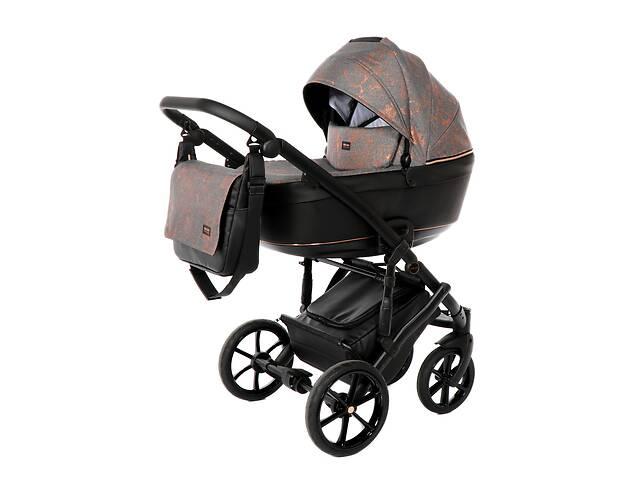 Детская коляска 2 в 1 Tako Corona Angabowana 01 медная