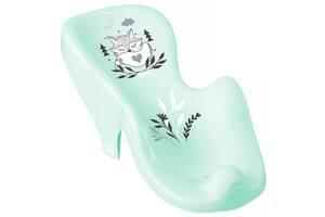 Горка для купания Tega Little Fox (Plus Baby) PB-LIS-003 нескользящая 105 light green