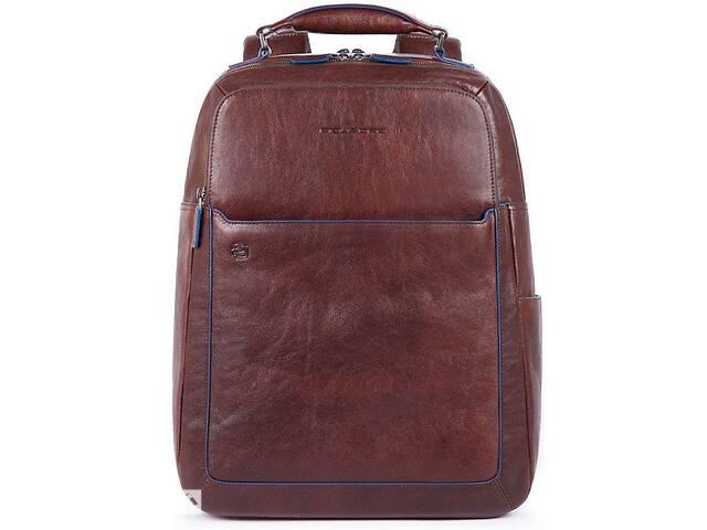 бу Городской рюкзак кожаный Piquadro B2S, бордовый в Киеве