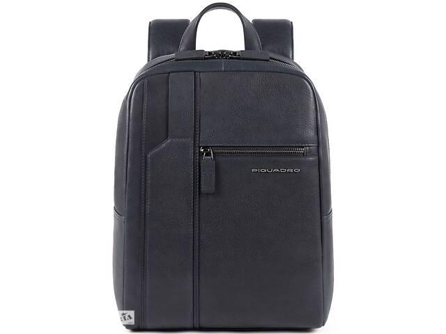бу Городской рюкзак из натуральной кожи Piquadro Kobe синий на 10л в Киеве