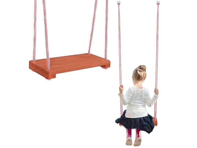 купить бу Качели подвесные детские Springos SKL41-277711 в Одессе