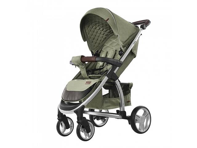 Коляска прогулочная CARRELLO Vista CRL-8505 Olive Green
