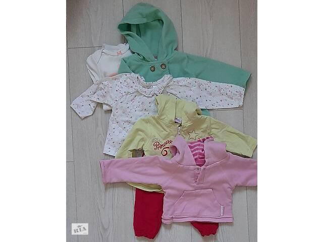 Комплект одежды для девочки на 6 месяцев б/у