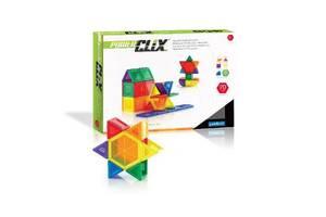 Конструктор Guidecraft PowerClix Solids 70 деталей (G9422)