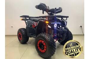 Подростковый Квадроцикл HUNTER-125 куб/см (Максимальная комплектация) + МУЗЫКАЛЬНАЯ СИСТЕМА!