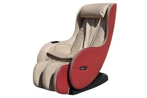 Массажное кресло ZENET ZET 1280 Бежевое (hub_jJeB97042)