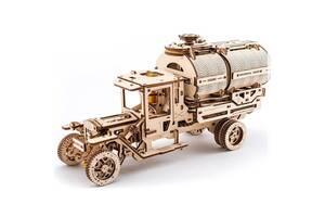 Механические 3D пазлы UGEARS - «Автоцистерна»
