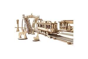 Механические 3D пазлы UGEARS - «Трамвайная линия»