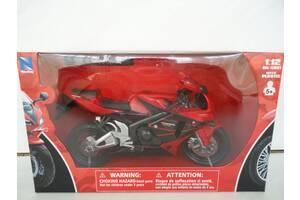 Модель мотоцикл 1:12 Honda CBR 600 RR від New Ray новая игрушка Kawasaki Suzuki Yamaha Vespa KTM
