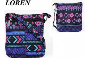 Молодежная сумка через плечо Loren LDN-13 2294