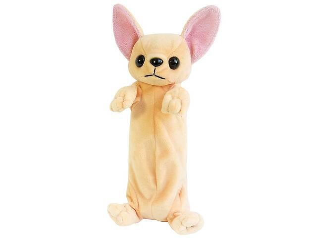 продам Мягкая игрушка ТМ Золушка Пенал Собака Чихуахуа - (26см) бу в Киеве