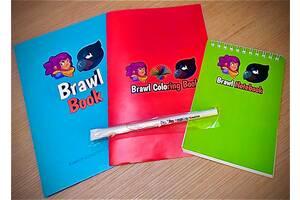 Набор предметов Brawl Stars