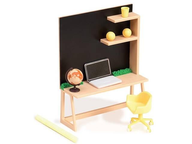 бу Набор для кукол LORI мебель для домашнего рабочего стола, LO37006Z в Киеве