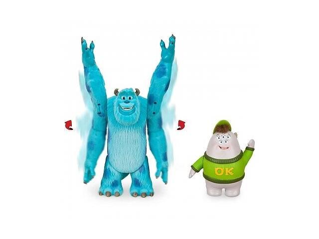 Набор фигурок Салли и Скотт Склизли Университет монстров,Sulley,Squishy,Monster University,Disney SKL14-143526- объявление о продаже  в Киеве