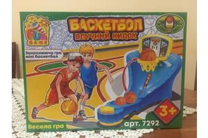 Настільна гра баскетбол
