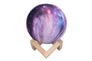 Настольный светильник Луна Moon Lamp (X16390) 15 см сенсорный 8 цветов / детский ночник