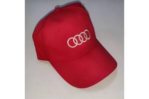 Новая оригинальная бейсболка кепка Audi, подарок мужчине другу парню коллеге мужу на День Рождения Новый Год