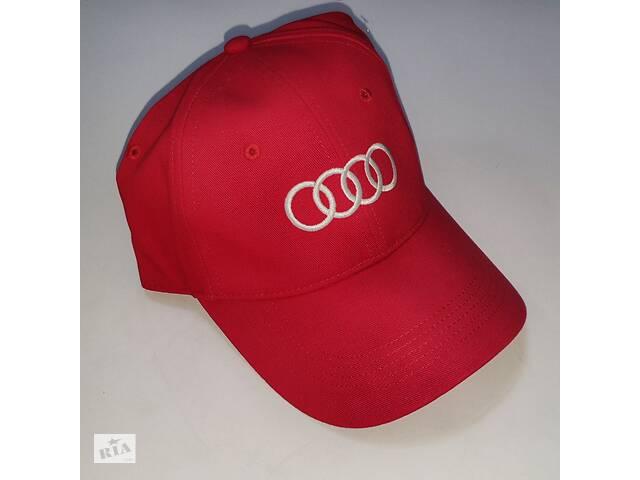 продам Новая оригинальная бейсболка кепка Audi, подарок мужчине другу парню коллеге мужу на День Рождения Новый Год бу в Киеве