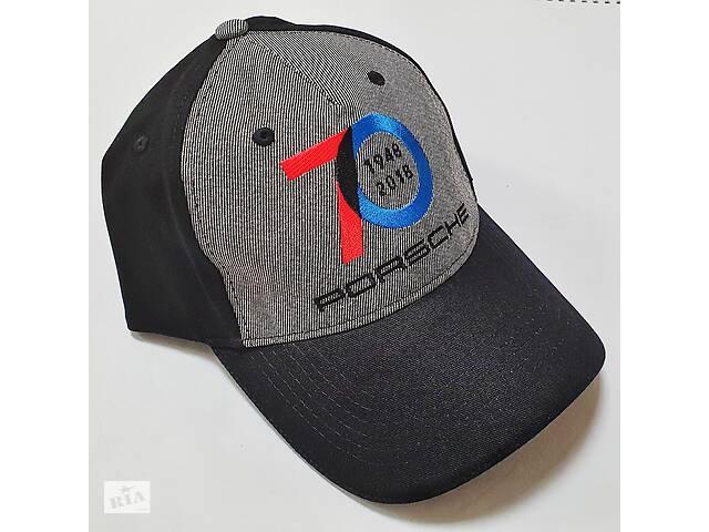 бу Новая оригинальная бейсболка кепка Porsche Порш, подарок мужчине другу коллеге мужу на День Рождения в Киеве