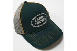 Оригинальная Новая Бейсболка Кепка Land Rover зелёная Подарок Мужчине другу автолюбителю на день рождения новый год