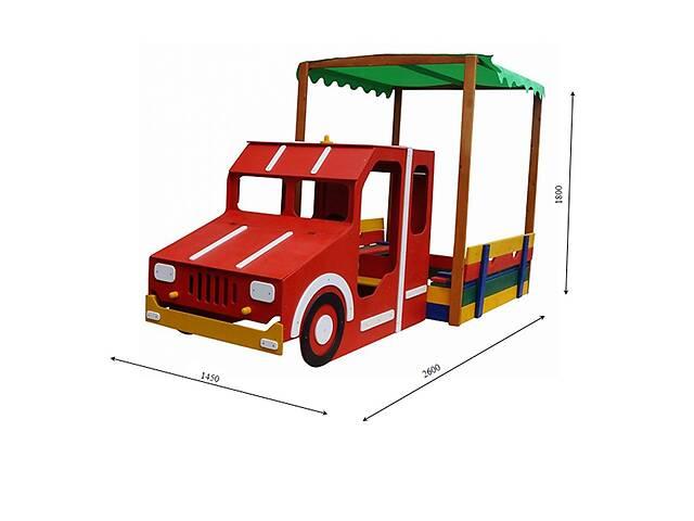 бу Песочница - Пожарная машина SportBaby Песочница - 17 в Одессе