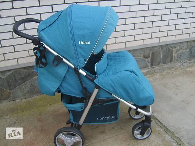 Прогулянкова коляска Carrello Unico CRL-8507 Avocado Green